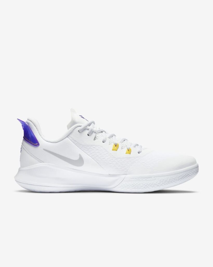 Nike Kobe Mamba Fury Review: Side