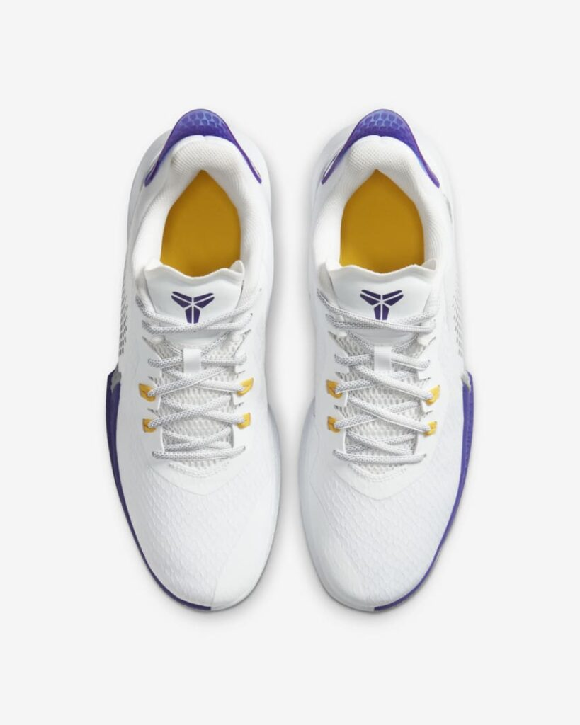 Nike Kobe Mamba Fury Review: Top