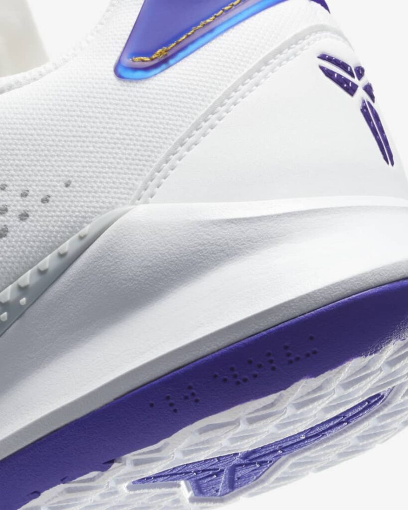 Nike Kobe Mamba Fury Review: Heel