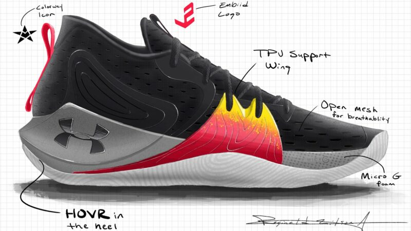 Under Armour Embiid 1: OUTDOOR Review 2021