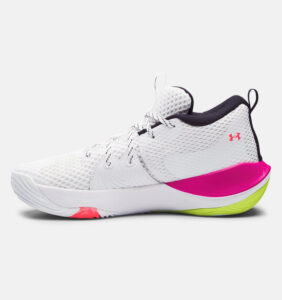 Under Armour Embiid 1: Side 1