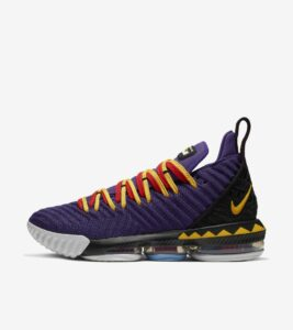 Best Basketball Shoes For Guards: LeBron 16