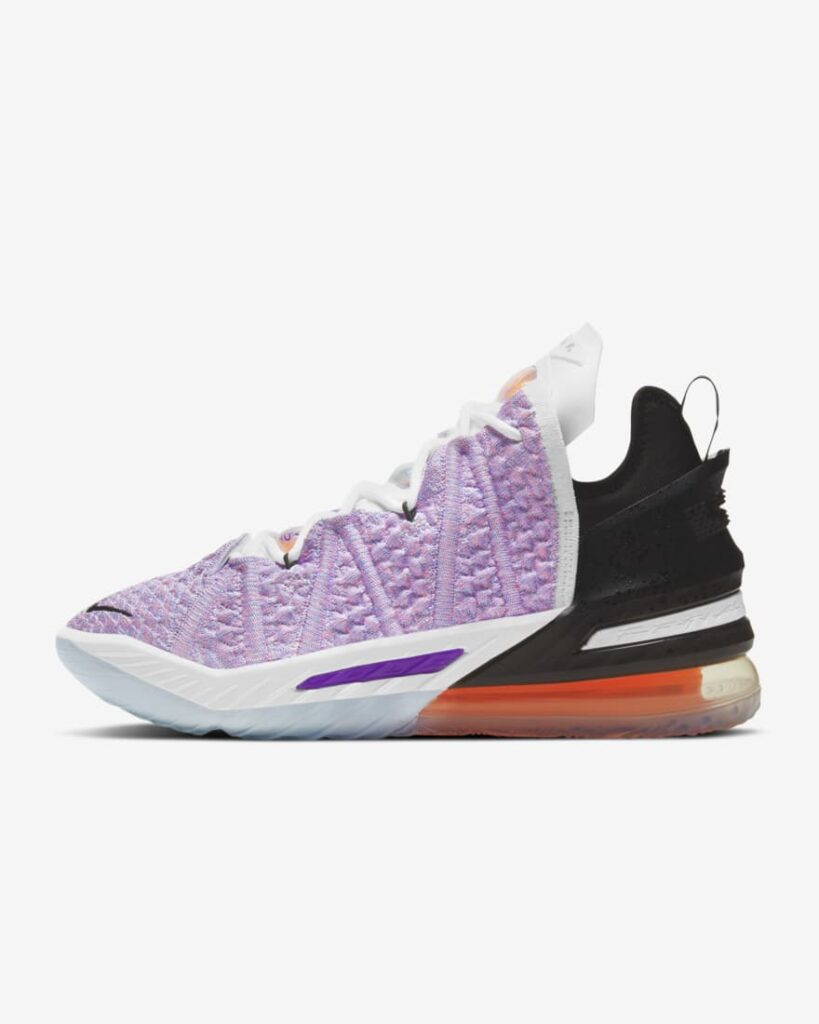 Best Basketball Shoes for Centers: LeBron 18