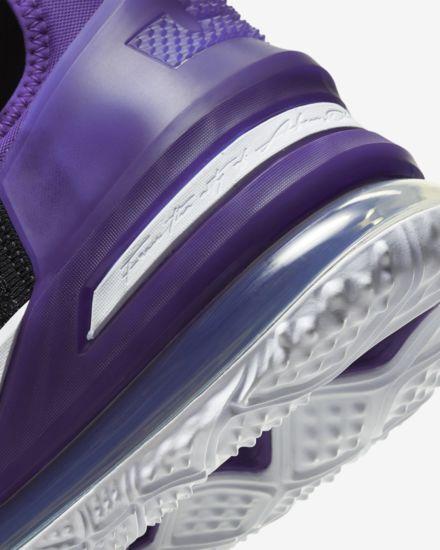 LeBron 18 Review: Heel