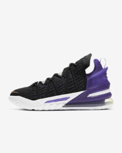 LeBron 18 Review: Side 1