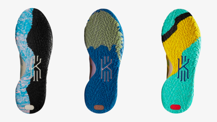 Kyrie 7 Review: Outsoles