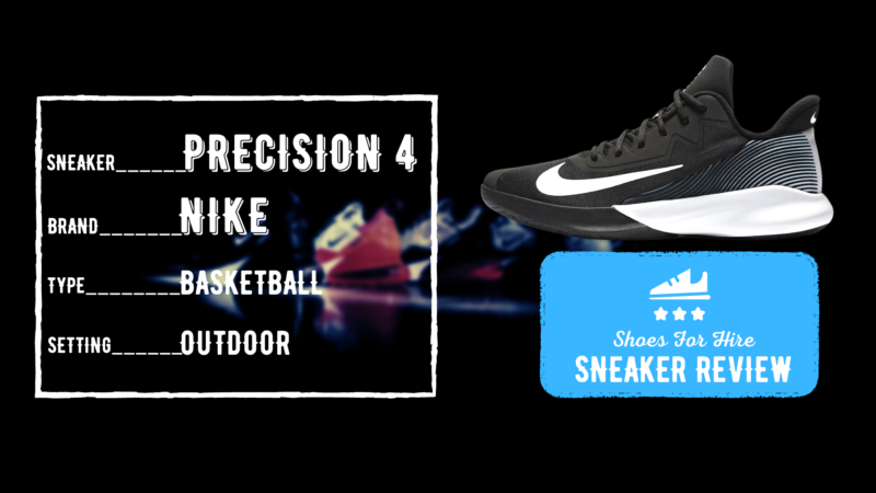 Nike Precision 4 Review: Why a $70 Ball Shoe Might Be Enough