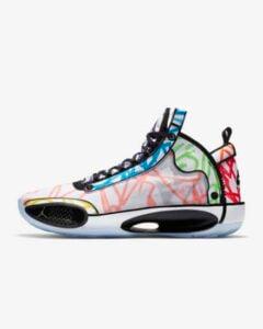 Most Comfortable Basketball Shoes: AJ 34