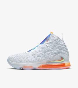 Most Comfortable Basketball Shoes: LeBron 17