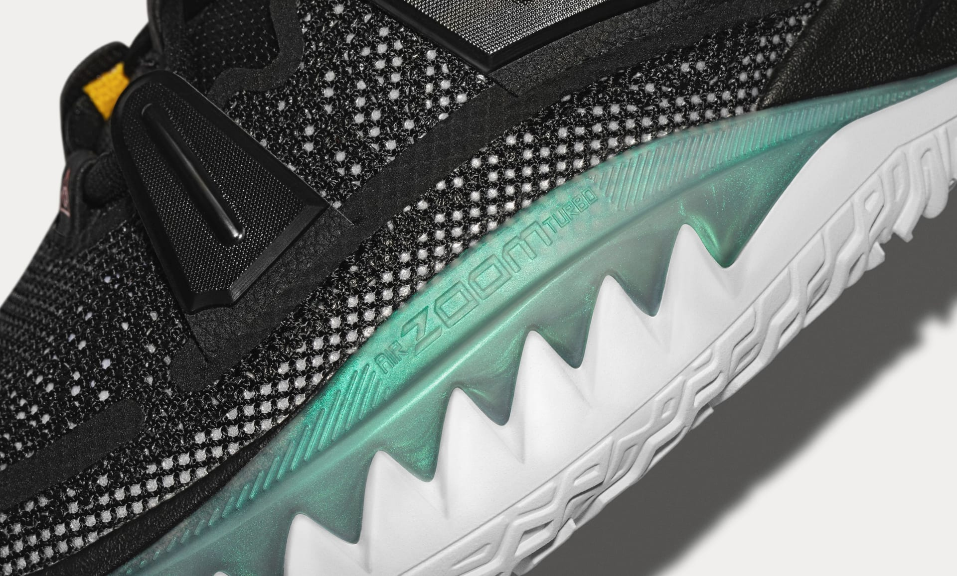 Kyrie 7 Review: Cushion