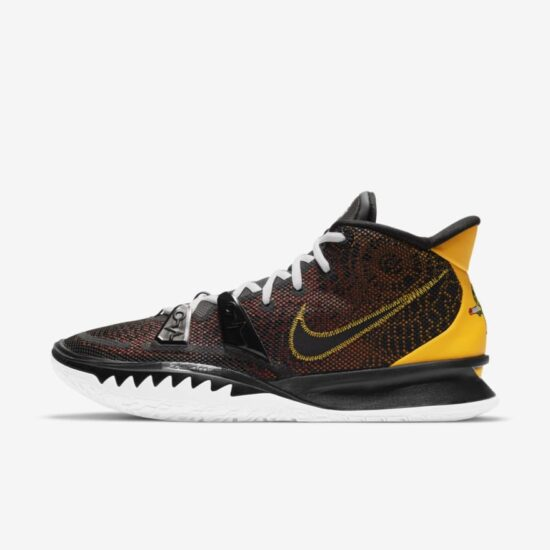 Kyrie 7 Review: Side 1