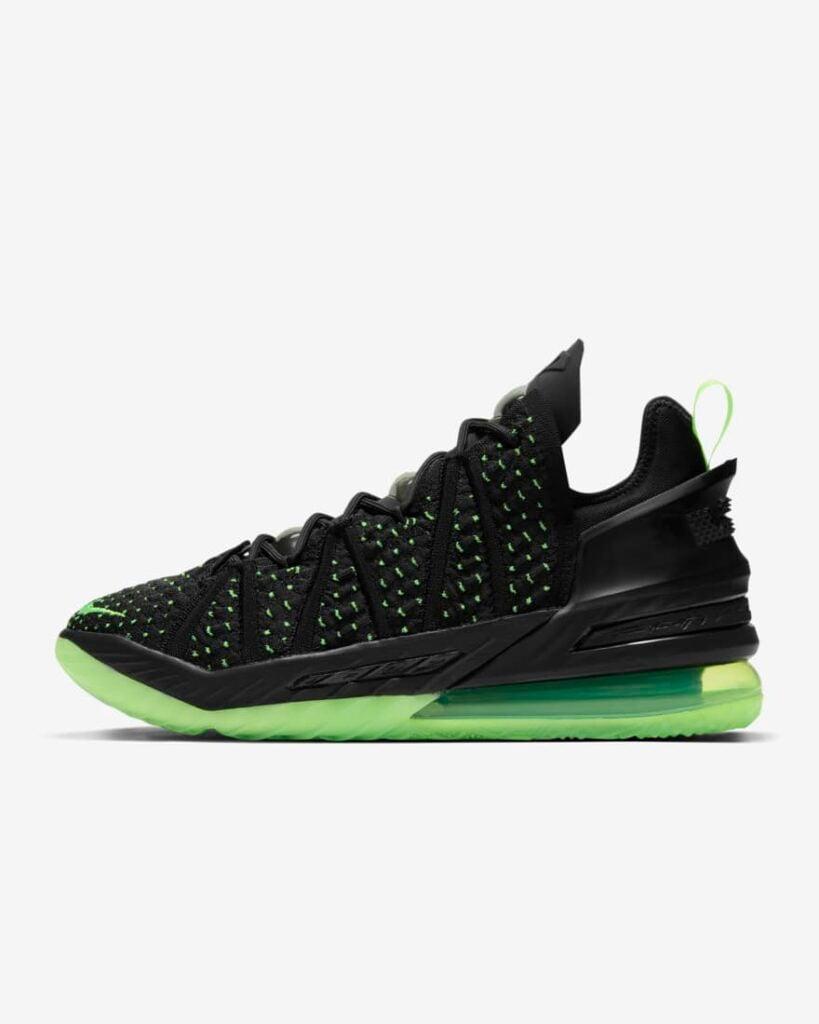 Most Comfortable Basketball Shoes: LeBron 18