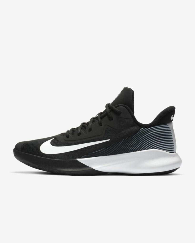 Nike Precision 4 Review: Side 1