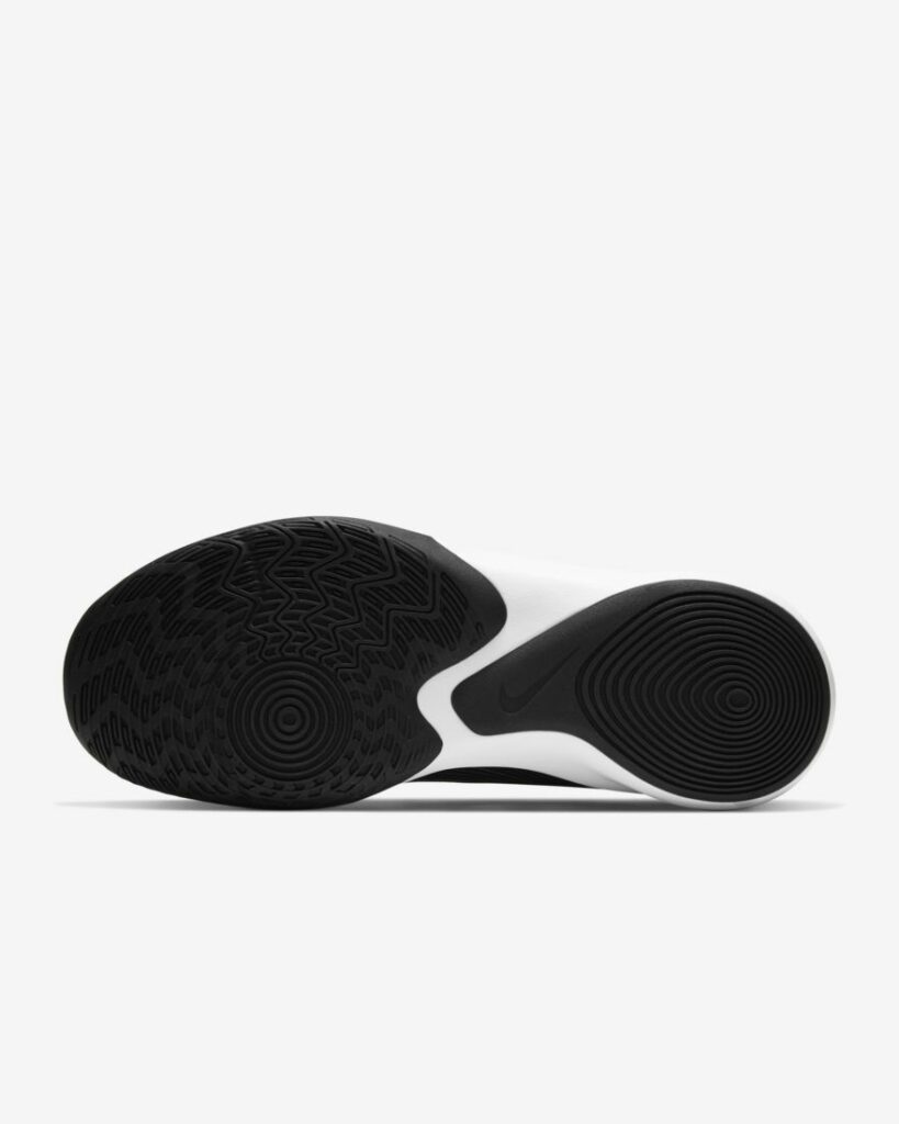 Nike Precision 4 Review: Outsole