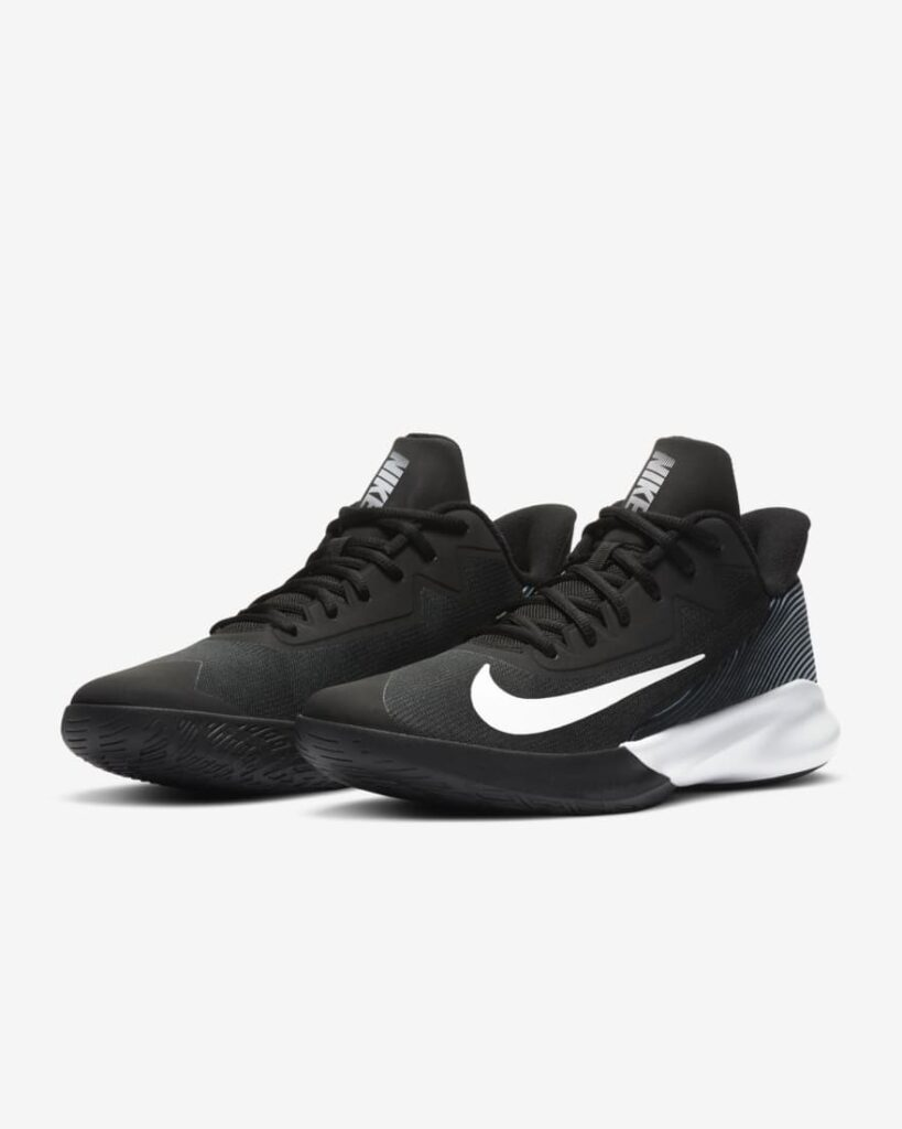 Nike Precision 4 Review: Pair
