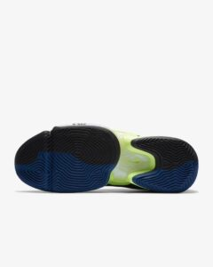 Nike Zoom Rize 2 Review: Outsole