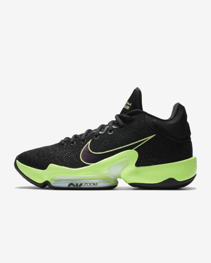 Nike Zoom Rize 2 Review: Side 2