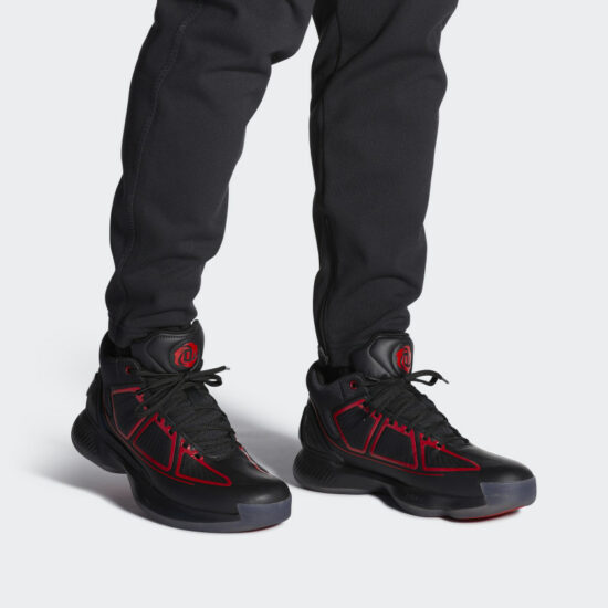 D Rose 10 Review: On Feet