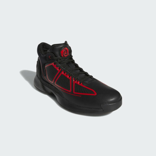 D Rose 10 Review: Angled