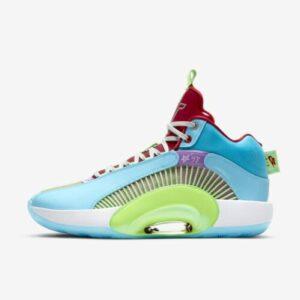 The Best Jordan Basketball Shoes: AJ 35