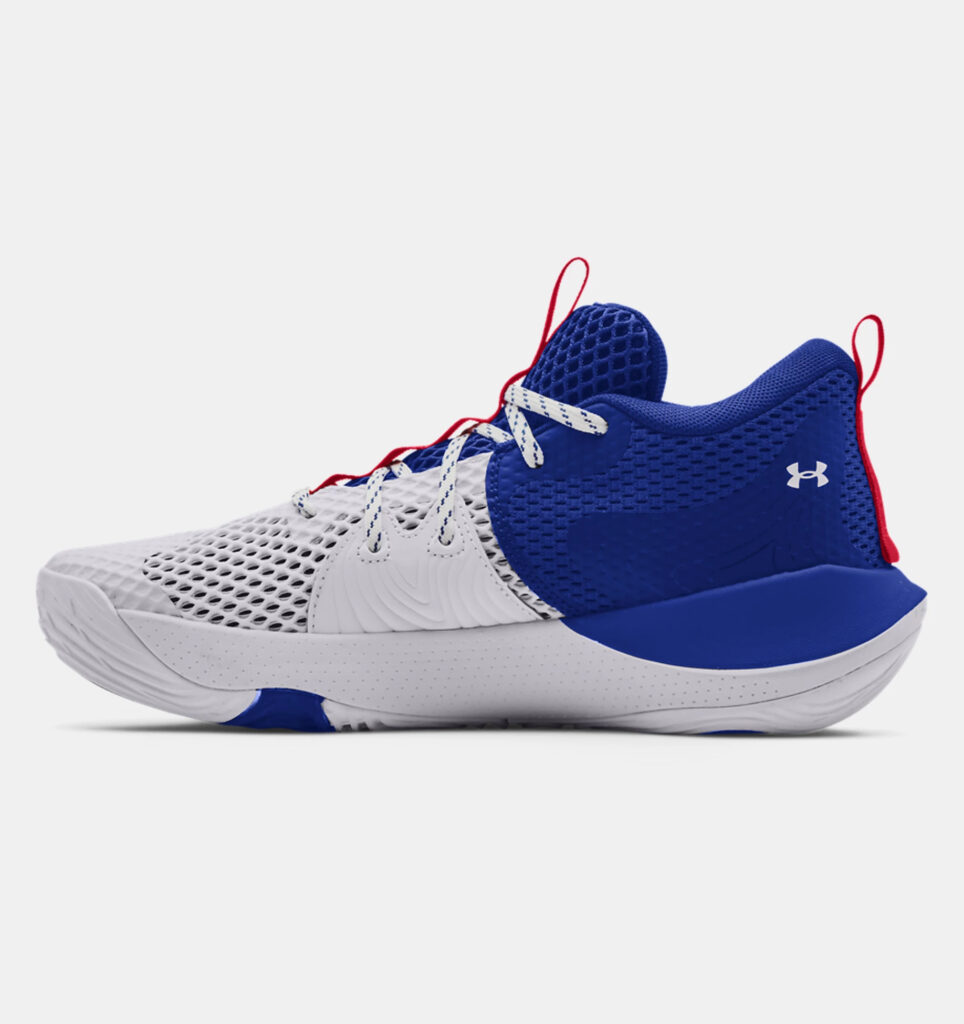 Best Under Armour Basketball Shoes: Embiid One