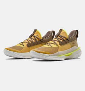 Lightest Basketball Shoes: Curry 7 2