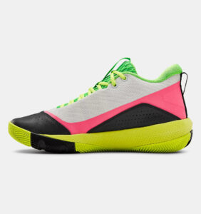 Top Cheap Basketball Shoes: 3ZER0 IV