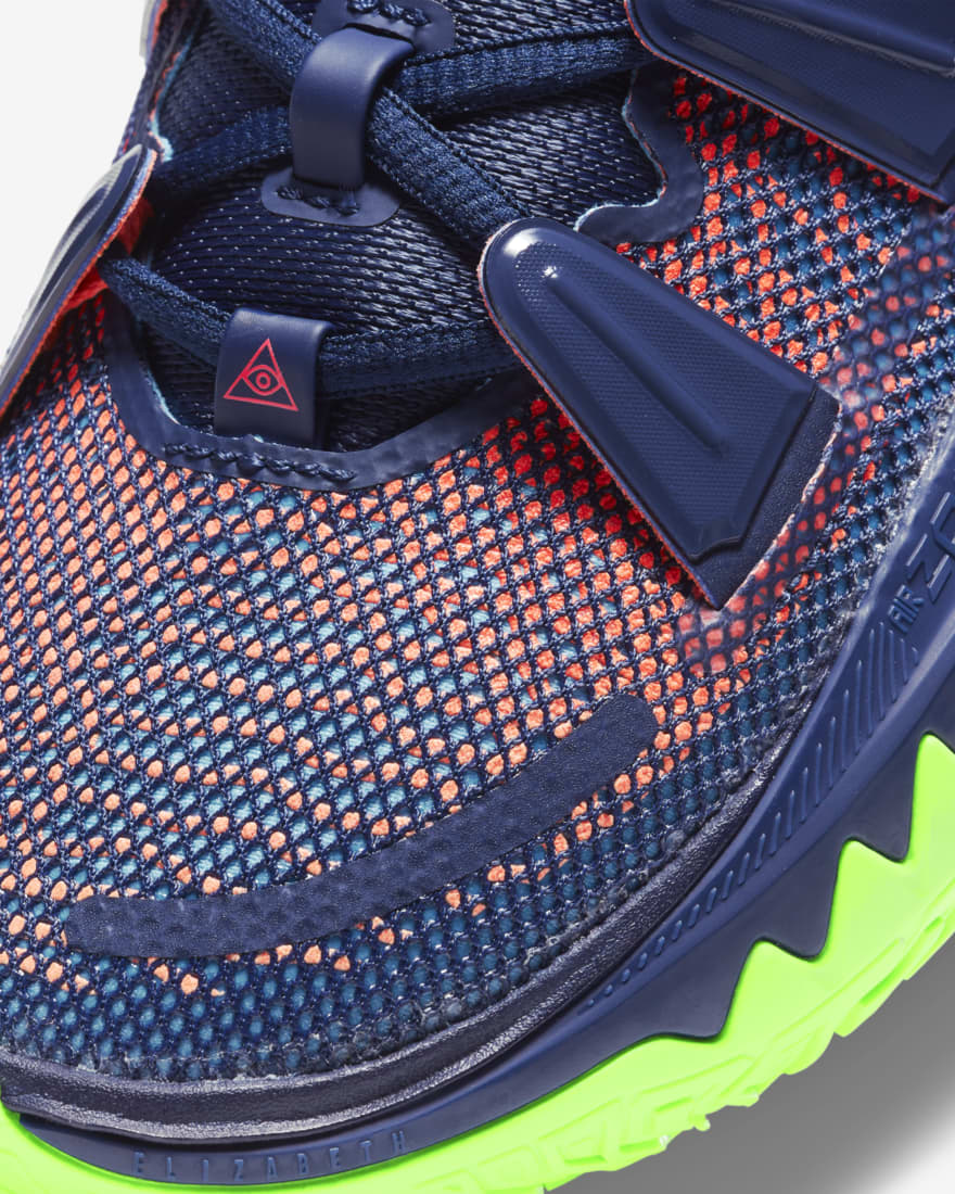 Lightest Basketball Shoes: Kyrie 7 2