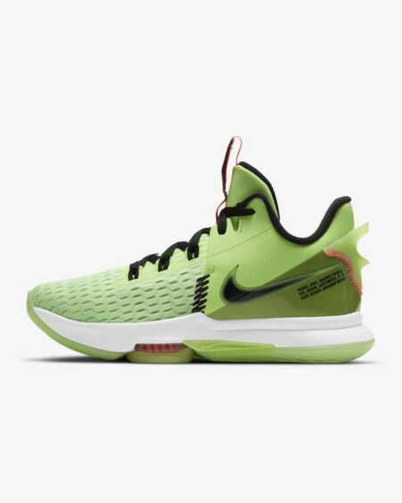 LeBron Witness 5 Review: Side 1