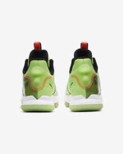 LeBron Witness 5 Review: Back