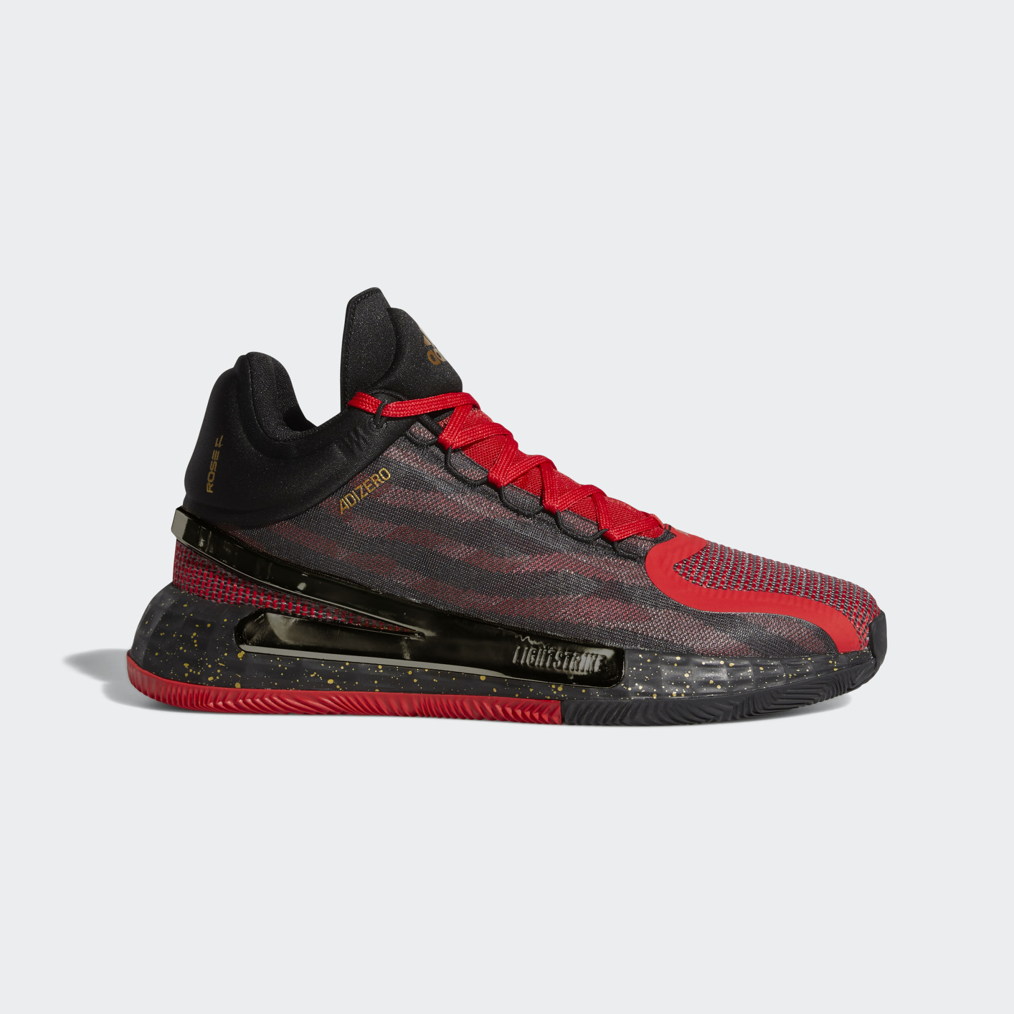 D Rose 11 Review: Side 1