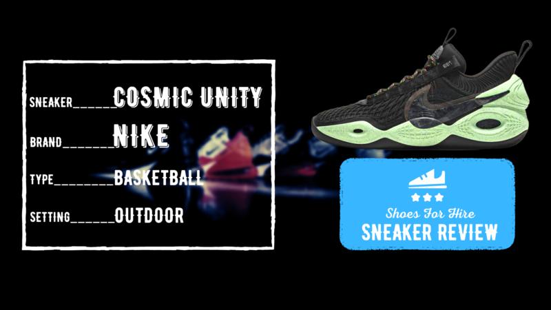 Nike Cosmic Unity Review: OUTDOOR Performance Breakdown