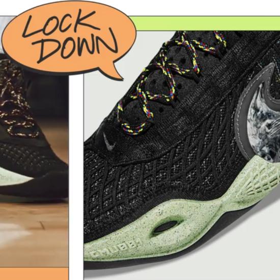 Nike Cosmic Unity Review: Lockdown