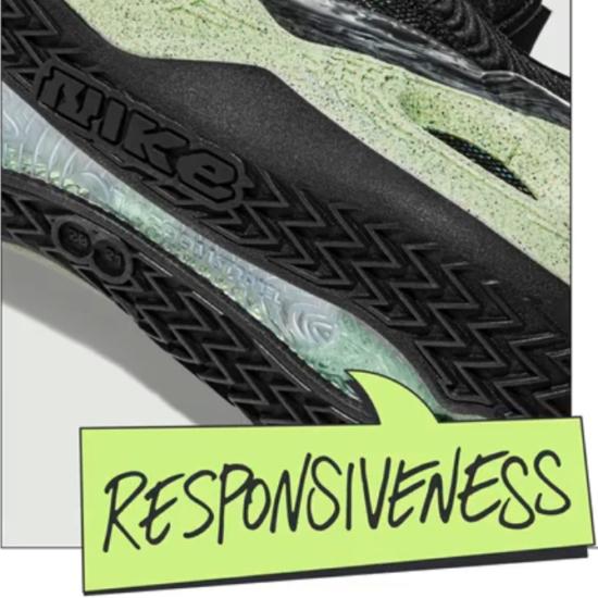 Nike Cosmic Unity Review: Response