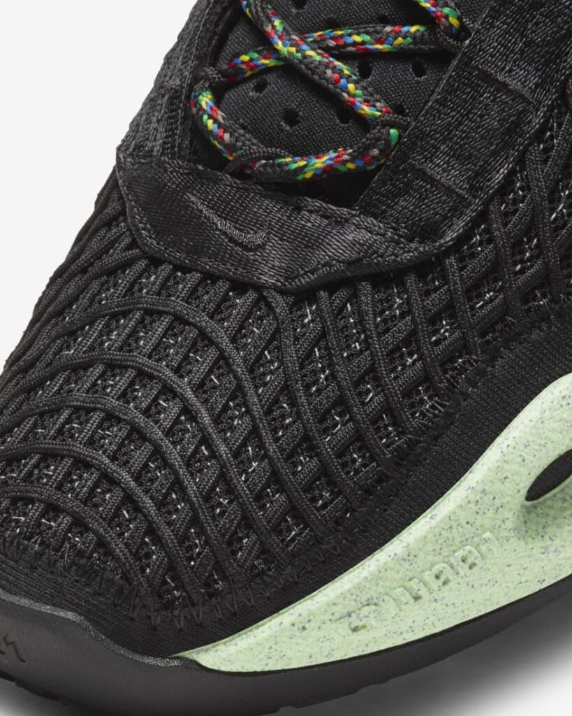 Nike Cosmic Unity Review: Upper