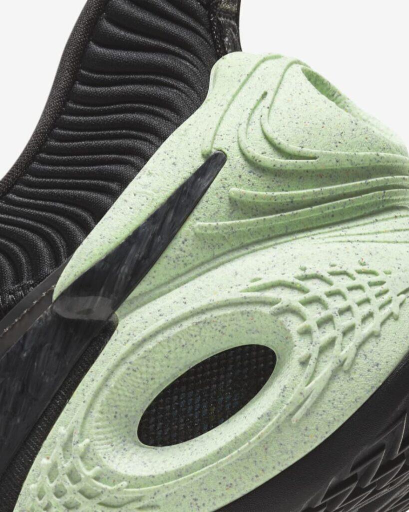 Nike Cosmic Unity Review: Heel