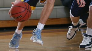How To Prevent Blisters in Basketball: The Break-In