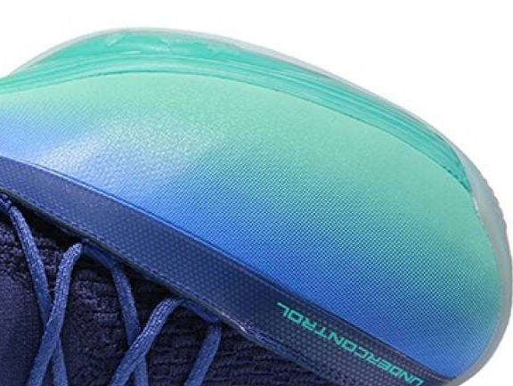 Most Comfortable Basketball Shoe: PEAK TP7 Forefoot