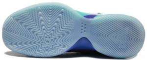 Most Comfortable Basketball Shoe: PEAK TP7 Outsole