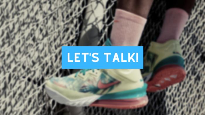 LeBron 18 Low Review: Let's Talk