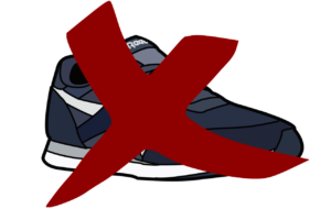 How To Prevent Heel Slippage in Basketball Shoes: Shoe Not For You