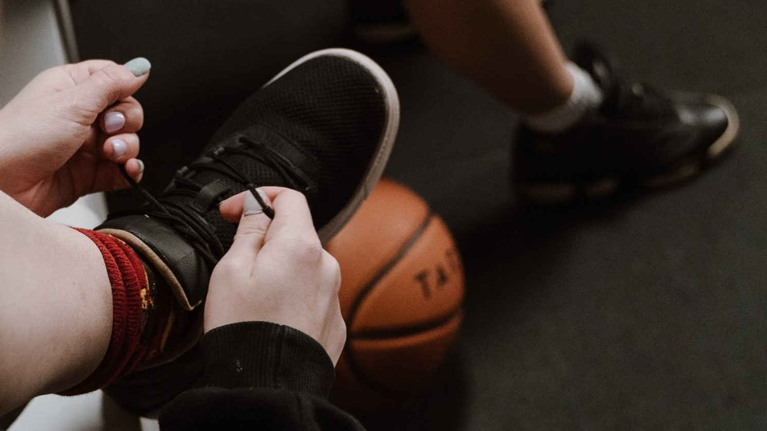 How To Prevent Blisters in Basketball: Fit 2
