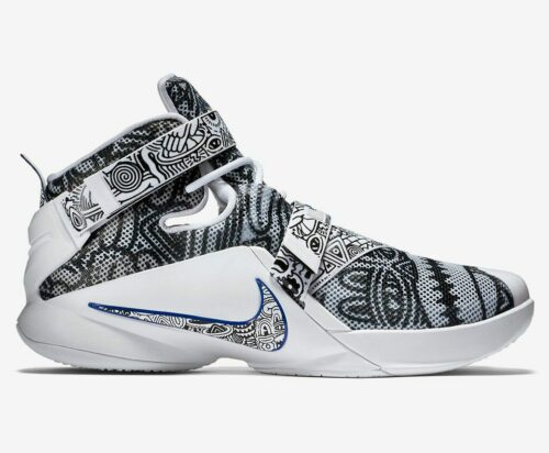 The Best LeBron Shoes: Soldier 9 Side
