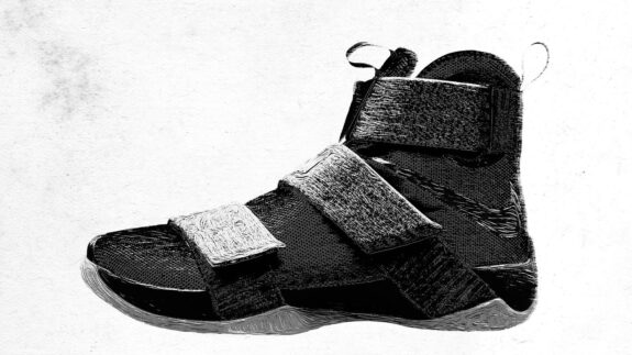 The Best LeBron Shoes: Soldier Line