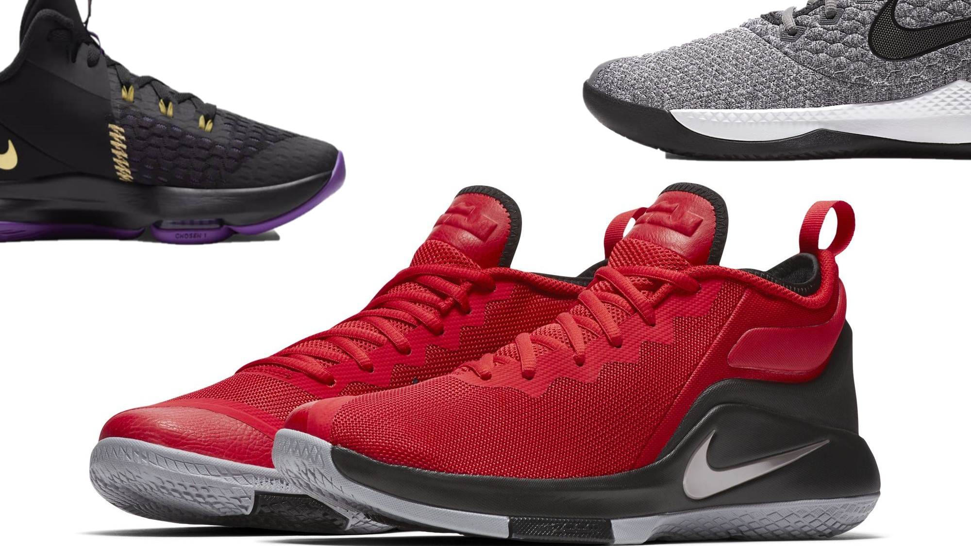 The Best LeBron Shoes: Witness Line