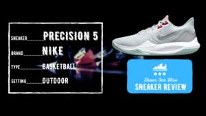 Nike Precision 5 Review