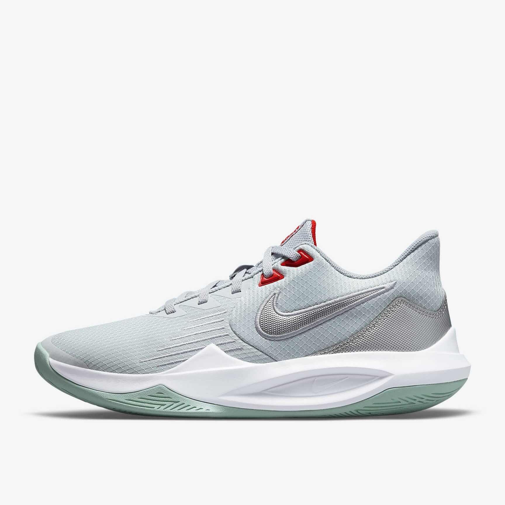 Nike Precision 5 Review: Side 1