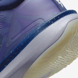 Jordan Zion 1 Review: Heel