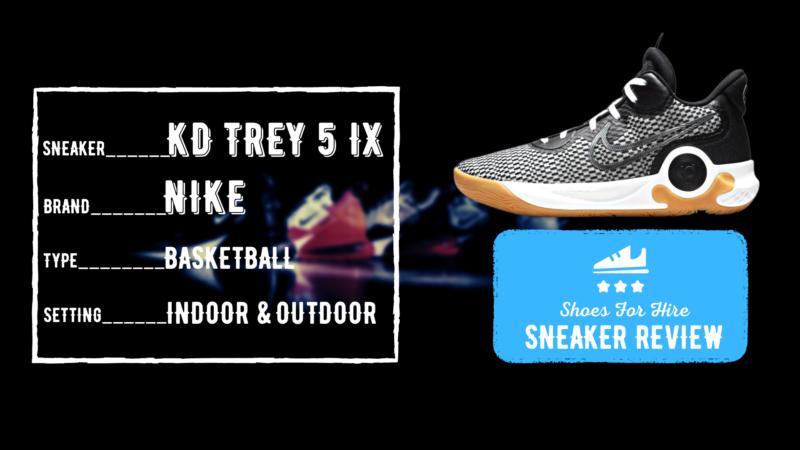 Nike KD Trey 5 IX Review: 4-Month INDOOR & OUTDOOR Analysis